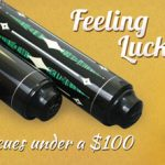 McDermott Cues Releases New Lucky Pool Cues for 2017