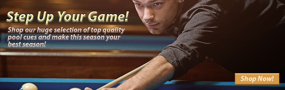 Billiards Cues and Accessories