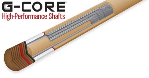 McDermott G-Core Performance Shaft