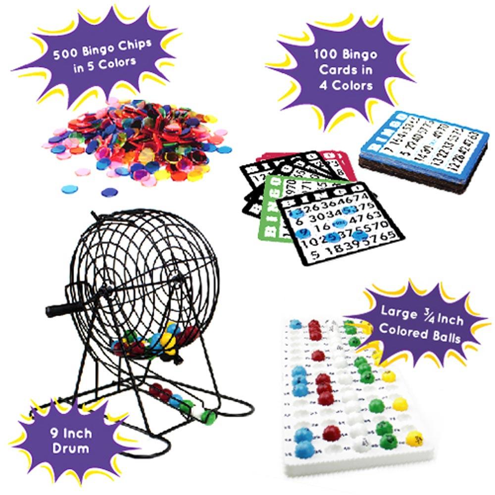 deluxe bingo games