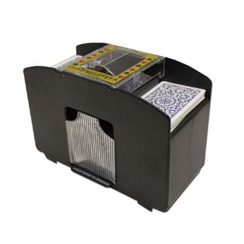 8 deck card shuffler