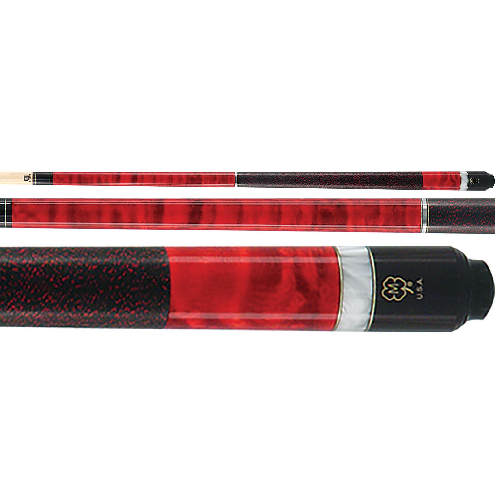 Mcdermott G208 G Series Red Pool Cue