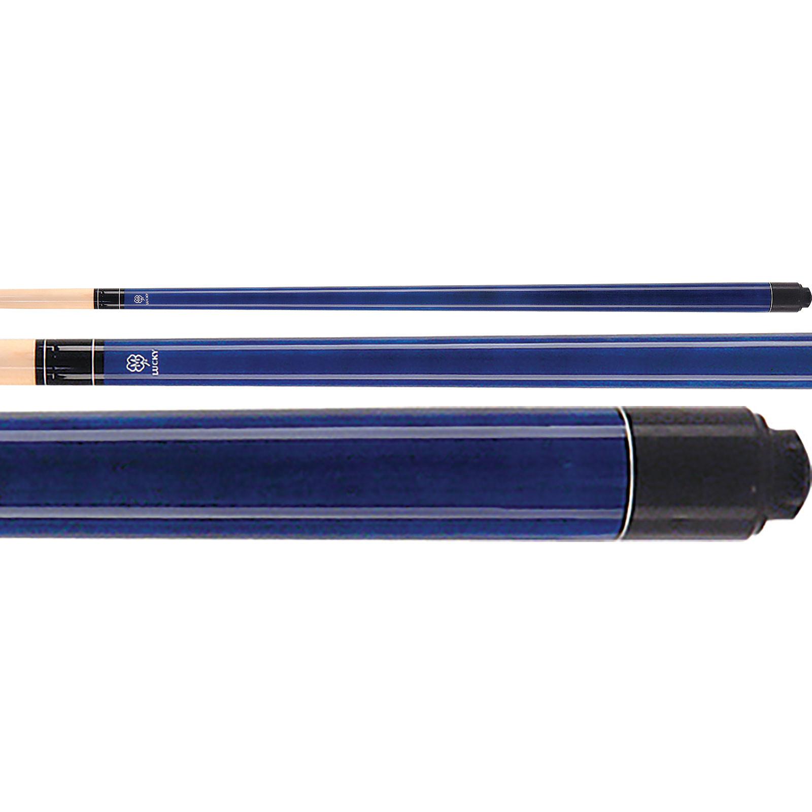 Mcdermott Lucky Pool Cue Stick L2 Blue