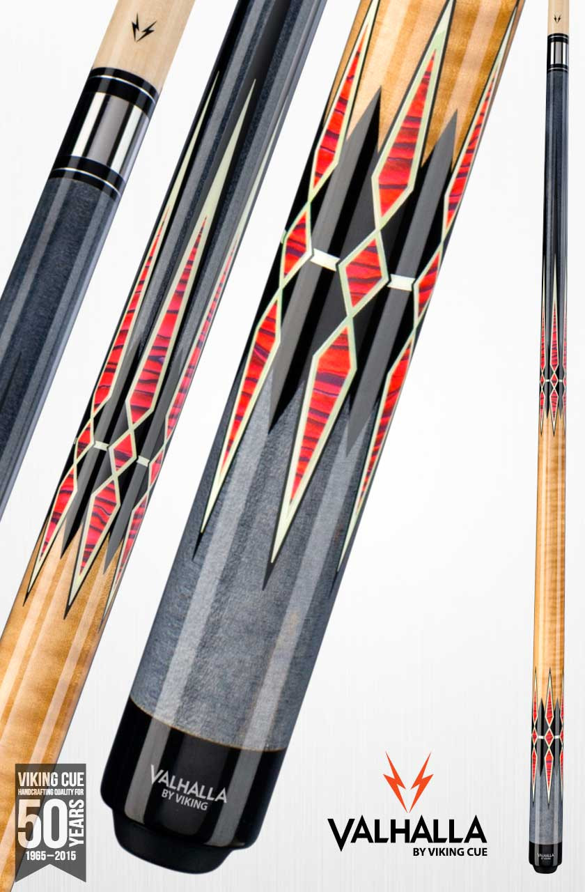 viking pool cue: