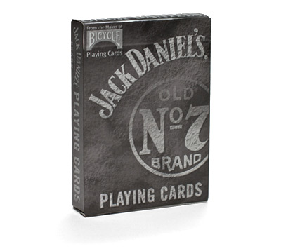 Bicycle Jack Daniels Old No 7 Playing Cards