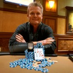 Gregory Johnson Wins Main Event at 2014/2015 WSOP Circuit at Horseshoe Southern Indiana