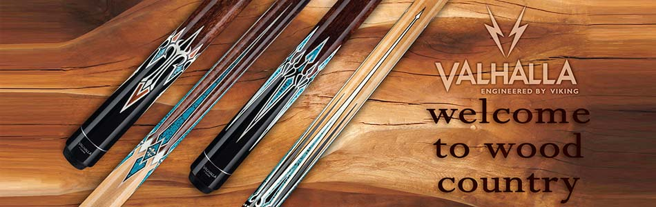 Valhalla Pool Cues