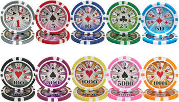 Hi Roller Poker Chips